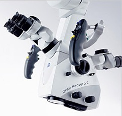 OPMI Pentero C Neurosurgical Microscope from Carl Zeiss
