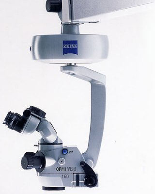 OPMI VISU 160 Surgical Microscope from Zeiss
