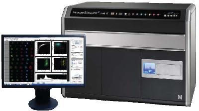 ImageStreamX Mark II Imaging Flow Cytometer from Amnis