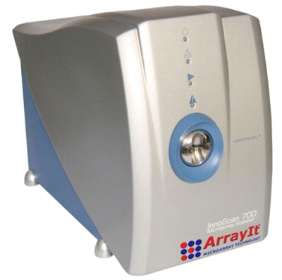 InnoScan 700 Series Microarray Scanner from Arrayit