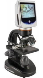 LCD Deluxe Digital Microscope from Celestron