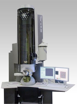 Titan Transmission Electron Microscope from FEI