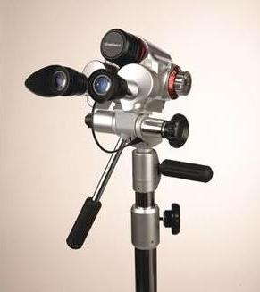 Galileo Three-Step Magnification Colposcope from Gynex