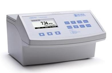 HI 88703 Precision Turbidity Benchtop Meter from Hanna