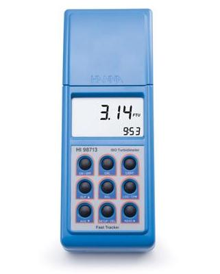 HI 98713 Portable Turbidity Meter from Hanna