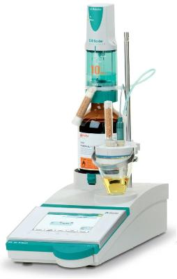 915 KF Ti-Touch Titrators from Metrohm
