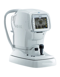 NT-530 / 510 Non Contact Tonometer from Nidek