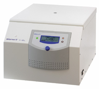 4-5L centrifuge from Sigma