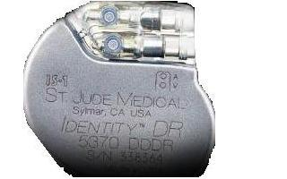 Identity Pacemaker from St. Jude Medical
