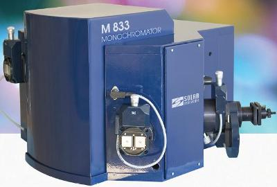 Double Dispersive Automated Monochromator M833 from Solar