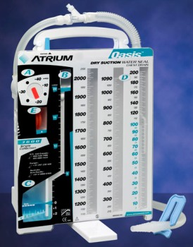 Oasis Dry Suction Water Seal Drain From Atrium Get Quote