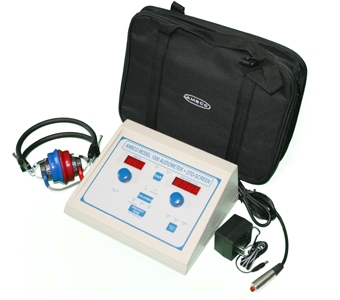 1000 + OTO-Screen Pure Tone Audiometer from Ambco