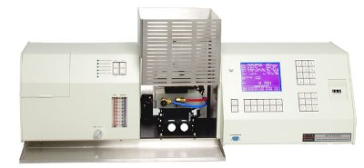 211 Acusys Atomic Absorption Spectrophotometer from Buck