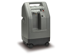 5 Liter Compact Oxygen Concentrator from DeVilbiss
