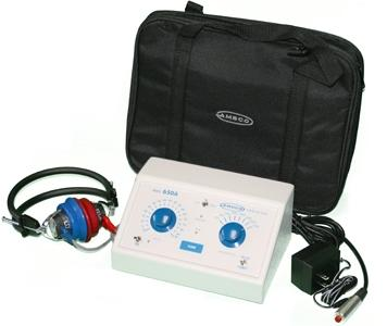 650A and 650AB Pure Tone Audiometer from Ambco