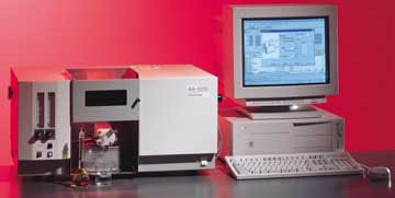 AA-6200 Atomic Absorption Spectrophotometer from Shimadzu