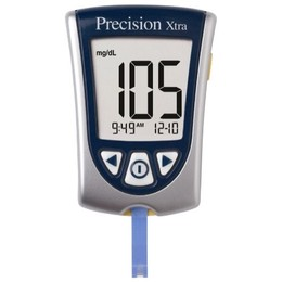 Precision Xtra Blood Glucose Monitor From Abbott Get