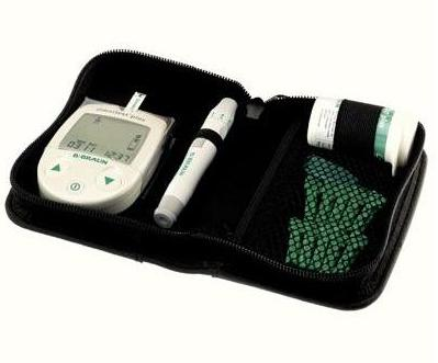 Omnitest plus Set Blood Glucose Monitor from B.Braun