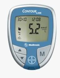 CONTOUR Link Meter from Bayer