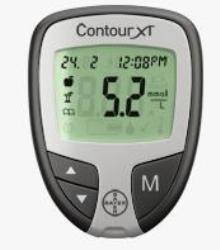 Contour XT Meter from Bayer