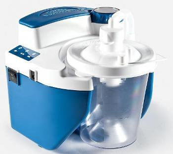 VacuAide 7314P QSU Aspirator from DeVilbiss