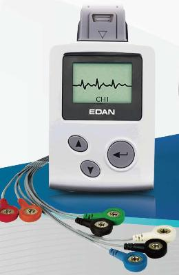 SE-2003/SE-2003 (7D)/SE-2012 3-channel/12-channel Holter System from Edan