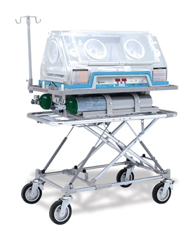 Transport Infant Incubator from Fanem