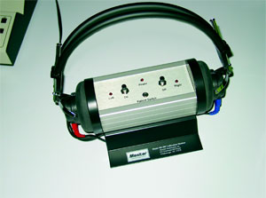 MI-300 Audiometer from Monitor Instruments