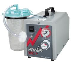 PM63 PowerVac+ Intermittent Aspirator from Precision Medical