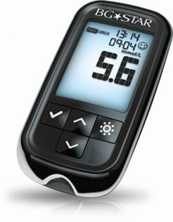 BGStar Blood Glucose Monitor from Star Systems