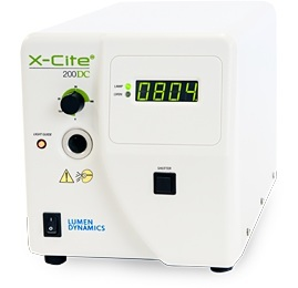 X-Cite 200DC Fluorescence Microscopy from Lumen