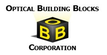 Optical Building Blocks Corporation logo.