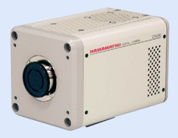 High Speed Cooled Digital CCD Camera, VGA resolution from Hamamatsu