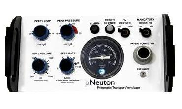 pNeuton Model A Ventilator from Airon