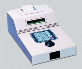 5010 OSMETTE III Fully Automatic 10 µL Osmometer from Precision Systems