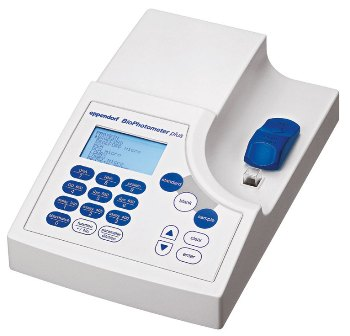 Eppendorf's BioPhotometer Plus UV/Vis Photometer