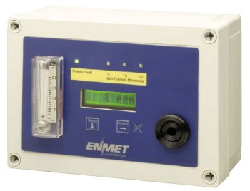 P/N 03481-005, CO-Guard Respiratory Air Line Monitor from Enmet