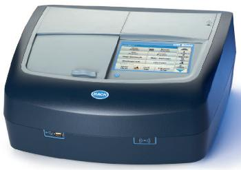 DR 6000 UV VIS Spectrophotometer from HACH