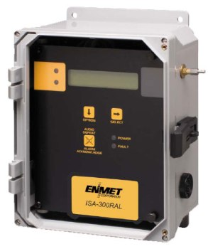 ISA-300RAL Respiratory Air Line Monitors from Enmet