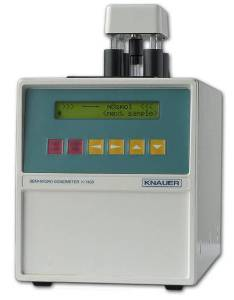 Semi-Micro Osmometer K-7400-2 from Knauer