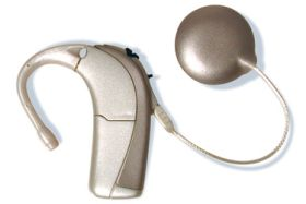 Auria Behind-The-Ear Aid from Advanced Bionics