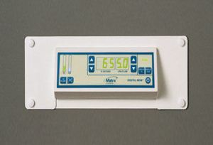 Matrx MDM-D Cabinet Mount Digital Flowmeter from Porter