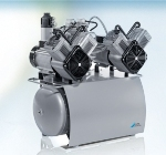 Duo Tandem Dental Suction System from DURR Dental