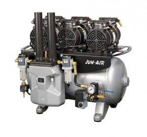 JUN-AIR Dental Compressor System from Keystone