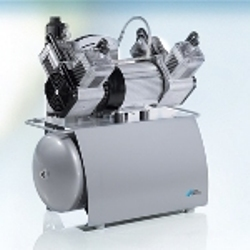Quattro Dental Suction System from DURR Dental
