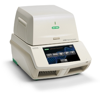 CFX96 Touch Real-Time PCR Detection System from Bio-Rad