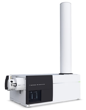 6500 Series Accurate-Mass Quadrupole Time-of-Flight LC/MS from Agilent