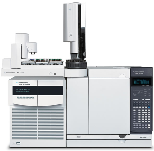 7000 Triple Quadrupole GC/MS System from Agilent