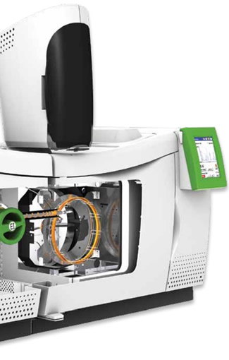 Clarus SQ 8 Gas Chromatograph/Mass Spectrometer (GC/MS) from PerkinElmer