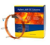 Capillary DB-1ht GC/MS Columns from Agilent